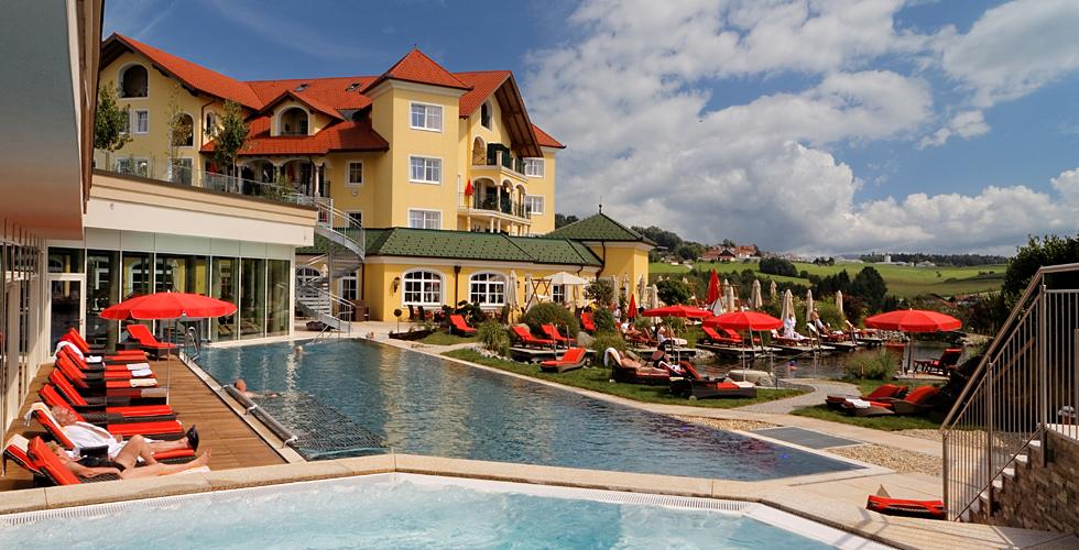 Wellness im Panoramahotel Jagdhof, Bayern